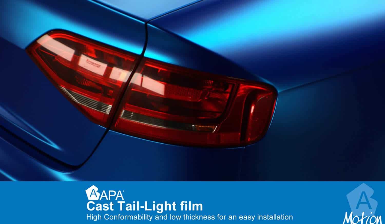 Tail Light Cast Light Gloss Apa America