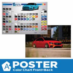APA America - print & film technologies - car wraps, print