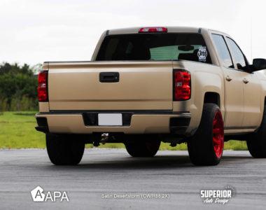 Satin Desertstorm - Chevy - Superior auto design - apa america_05